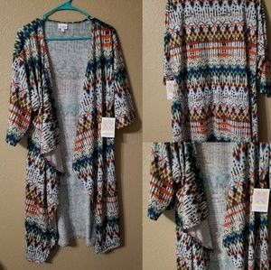 Lularoe long cardigan